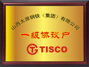 山西太原钢铁集团有限公司一级协议户