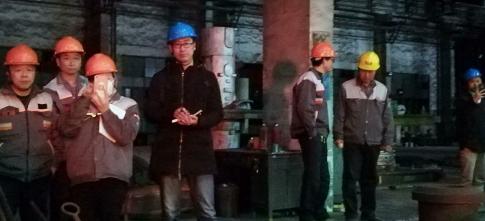 国家级核电减摩板第二次小批量试生产合格