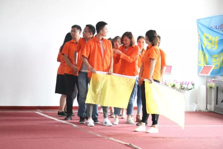 求精集团第七届文化操初赛正式开始啦!