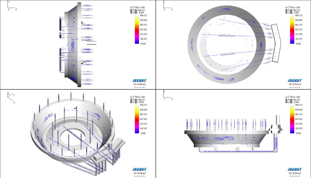 无锡铸造厂的铸造模拟优化技术的落实和应用