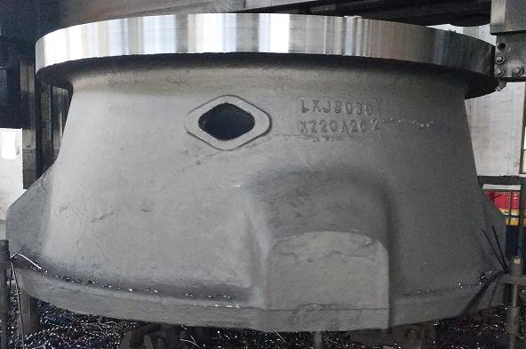 870下架体工艺升级,表面质量再创新高