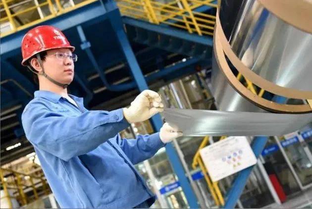 """中国工业界""""奥斯卡""""发布!太钢""""手撕钢""""获奖"""