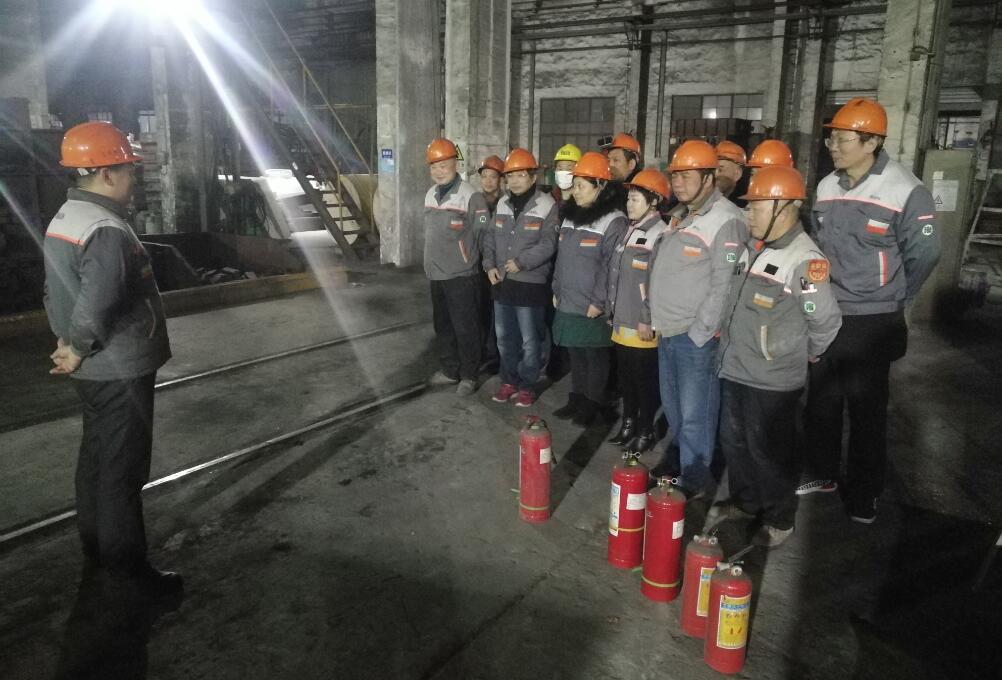 【无锡铸造厂】2021年首次消防应急演练圆满成功