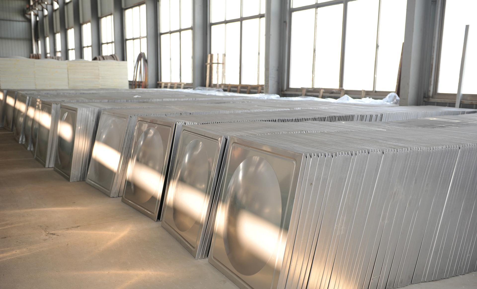 【求精集团】不锈钢水箱板业务正式上线